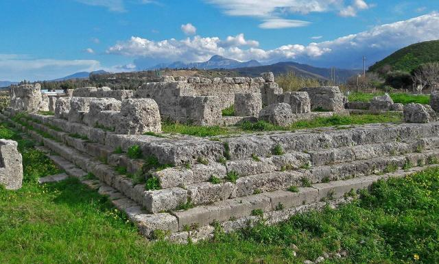 Zona archeologica di Himera