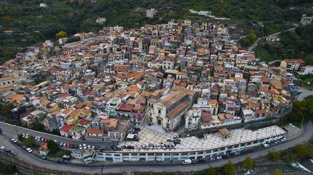Il borgo di Fiumedinisi