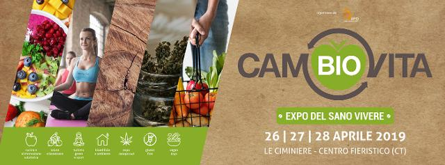 CamBIOvita Expo - Il Salone del Sano Vivere