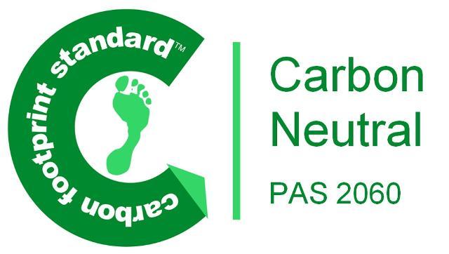 Certificazione Carbon Neutral