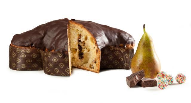 La Colomba Di Stefano pere e cioccolato