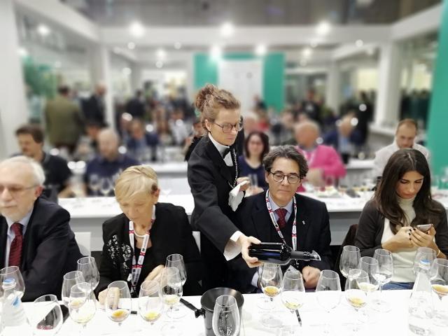 Vinitaly - Degustazione dei vini del Consorzio Pantelleria DOC