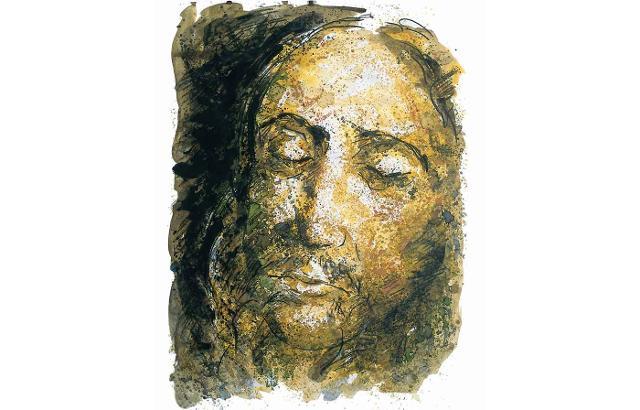 Il Cristo di Francesco Guadagnuolo