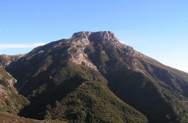 Monte Scuderi da Itala