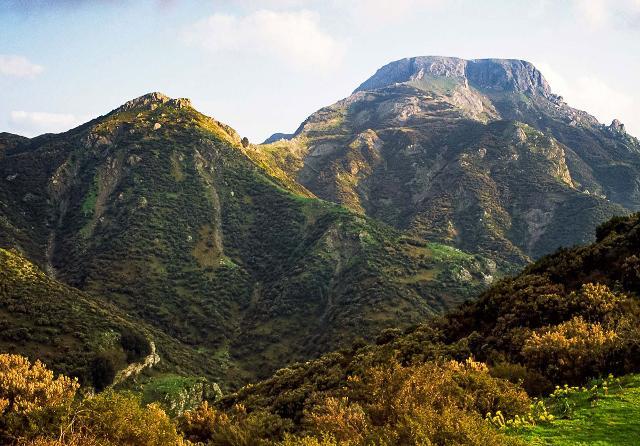 Monti della Riserva di Fiumedinisi
