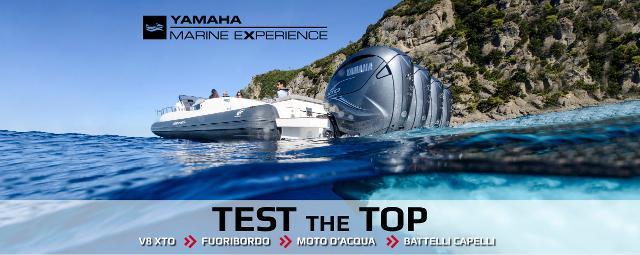 Catania ospita la prima tappa di Yamaha Experience