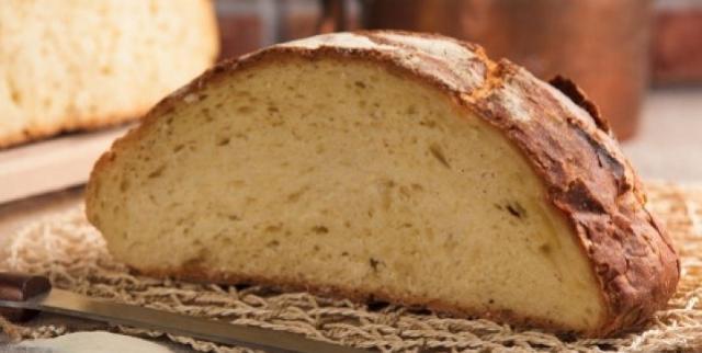 Pane di grano duro arricchito con fibre di agrumi