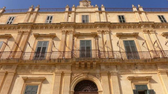 Palazzo Landolina di Sant'Alfano, Noto