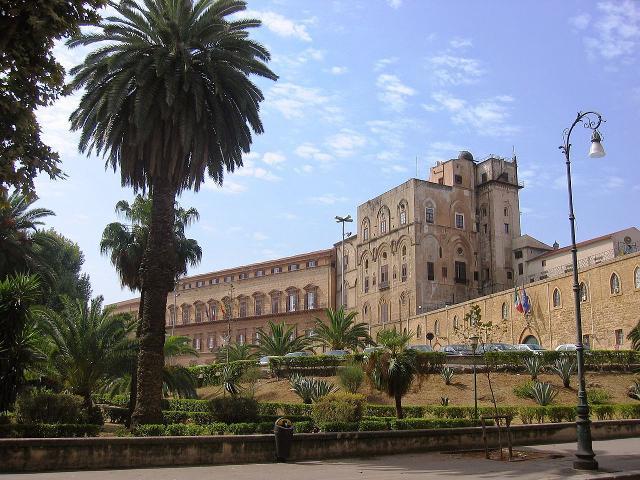 Palazzo Reale di Palermo - ph Archeologo