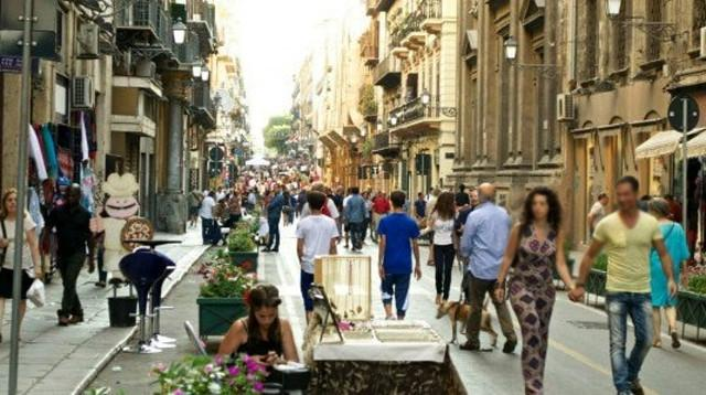 Palermo pedonale