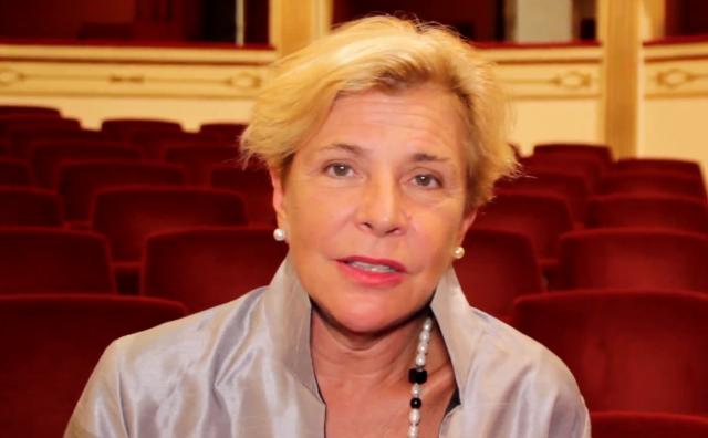 Pamela Villoresi al Teatro Biondo di Palermo