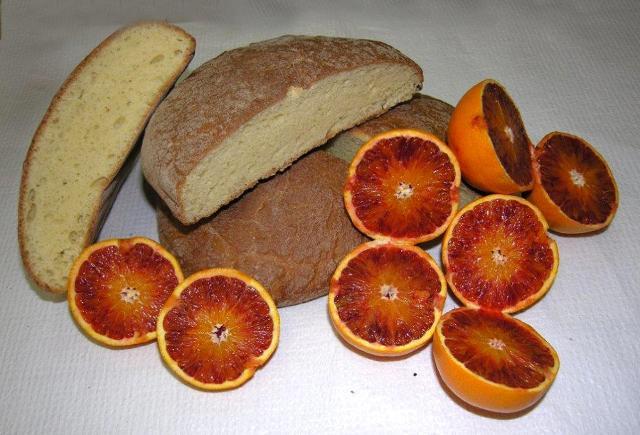Un pane di grano duro e fibre di agrumi…