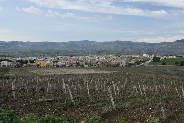 Panorama di Gibellina nuova - ph Davide Mauro