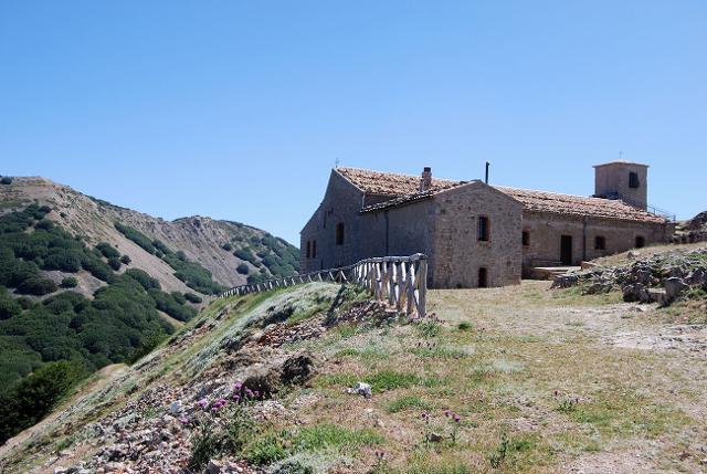 Santuario della Madonna dell'Alto a Petralia Sottana