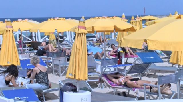 La Sicilia beneficia della crescita del mare come meta principale, dato che ad agosto, il 63 per cento degli italiani sceglierà di trascorrere le ferie sotto l'ombrellone in una località balneare in Italia o all'estero.