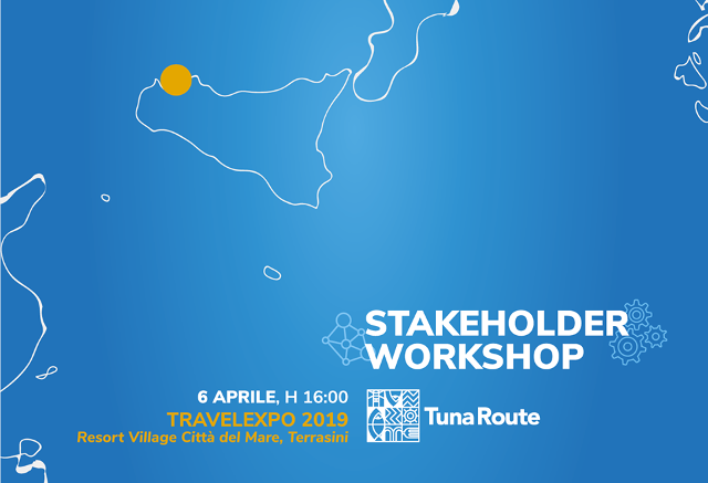 Stakeholder Workshop Tuna Route - Travelexpo 2019