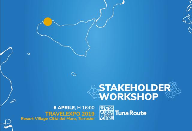 Stakeholder Workshop Tuna Route - Travelexpo 2019