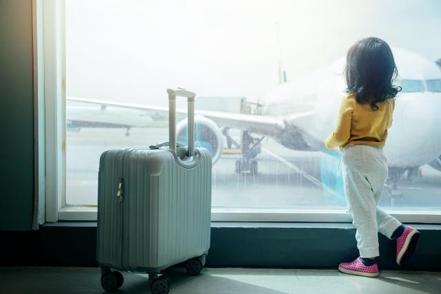 Generalmente in aereo, le compagnie di viaggio permettono a chi vola con neonato di portare con sé un piccolo bagaglio a mano del peso massimo di 5 kg...