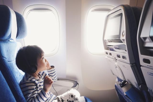 """Per quanto riguarda il posto in aereo, generalmente le compagnie aeree propongono i biglietti per """"infant"""", da 0 a 23 mesi, e """"child"""", da 2 a 11 anni..."""