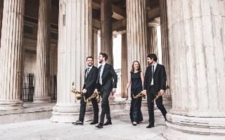 L'Arcis Saxophon Quartet per gli Amici della Musica