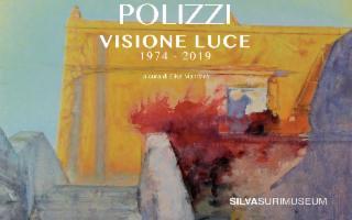 Visione Luce 1974 - 2019, di Franco Polizzi