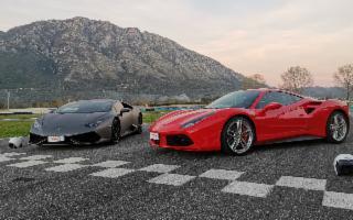 Driving Experience al volante di una Ferrari o Lamborghini