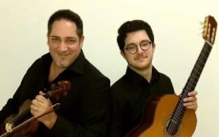Salvatore Petrotto con i Bach String Ensemble