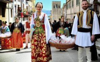Pashket - La Pasqua Bizantina di Piana degli Albanesi