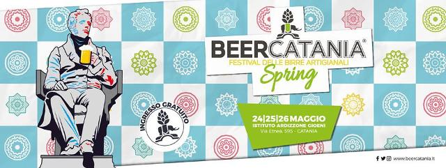 Beer Catania Spring 2019