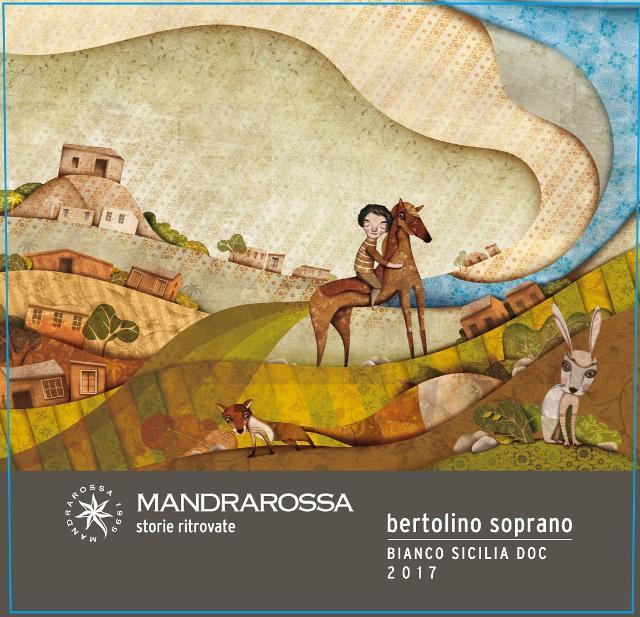 Bertolino Soprano Bianco Sicilia DOC