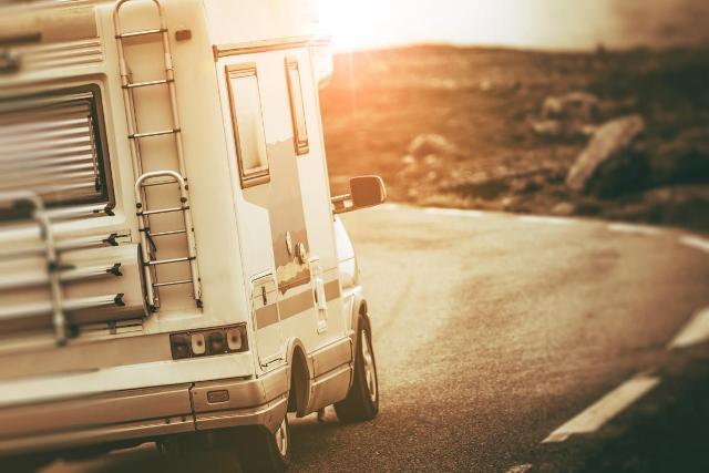''Camper Wild Trek, dall'Etna a Capo Nord''
