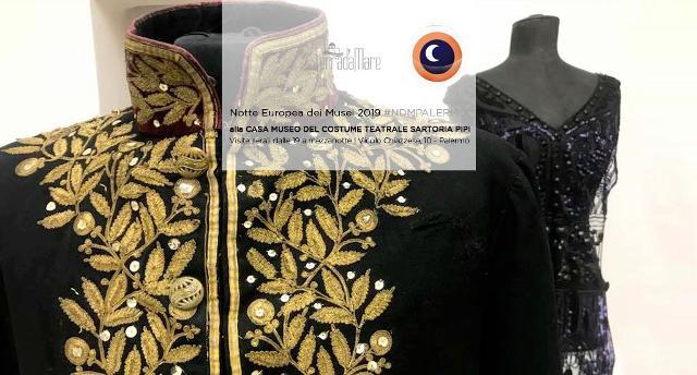 Notte dei Musei - Visita al Museo del Costume Teatrale Sartoria Pipi