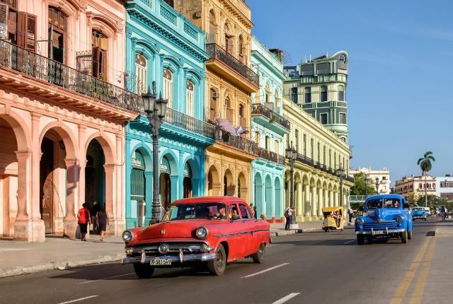 Le strade de l'Avana - Cuba