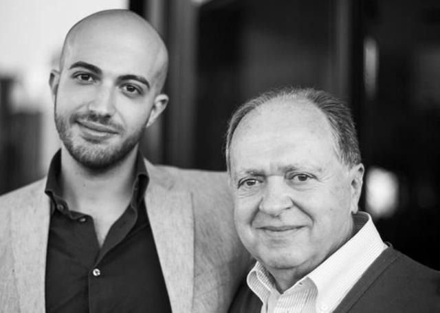 Enzo e Paolo Vizzari - ph Andrea Moretti
