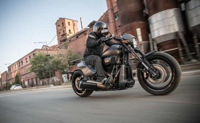 Harley-Davidson® Freedom On Tour 2019