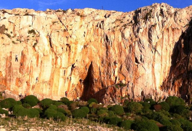 Grotta di Cala Mancina