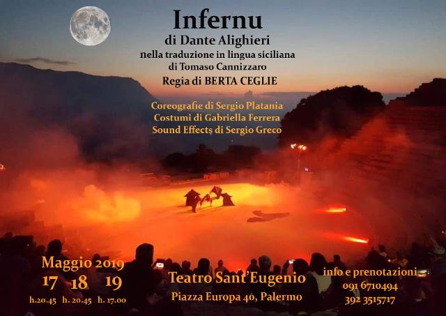 ''Infernu'' di Dante Alighieri