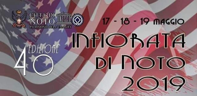 L'Infiorata di Noto e ''I Siciliani in America''