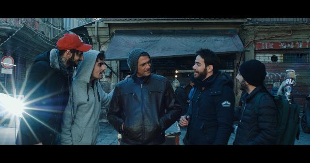 Il teaser di ''Joe a gli altri'', girato alla Vucciria, al Festival di  Cannes
