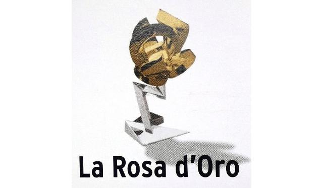 ''La Rosa d'Oro'' di Palermo 2019 a Madison Cox