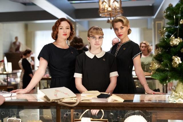 Ad inaugurare la 65a edizione del Taormina Film Fest sarà Ladies in Black, il nuovo film del regista australiano Bruce Beresford