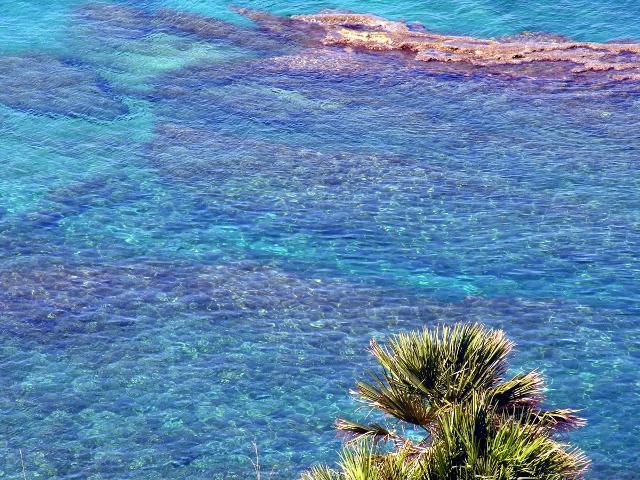 Le acque cristalline di San Vito Lo Capo
