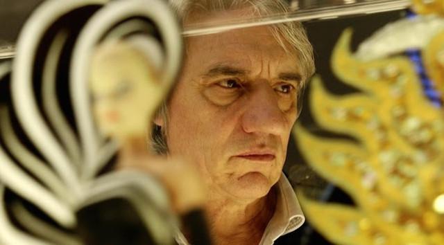 Il regista Mimmo Calopresti