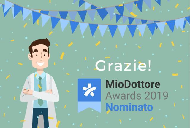 Gli specialisti siciliani che si contendono il titolo di MioDottore Awards 2019 sono ben 40