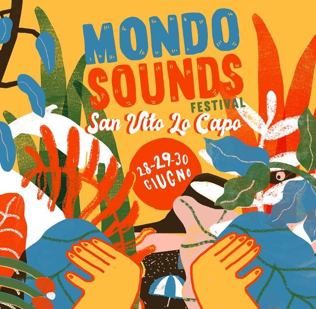 Mondo Sounds Festival - San Vito Lo Capo 28, 29, 30 Giugno