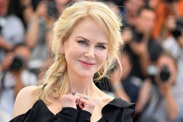 A Nicole Kidman, ospite d'onore del Taormina Film Fest, il Taormina Arte Award
