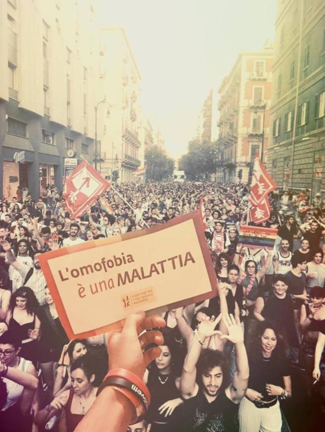 Giornata Mondiale contro l'Omo-Lesbo-Transfobia