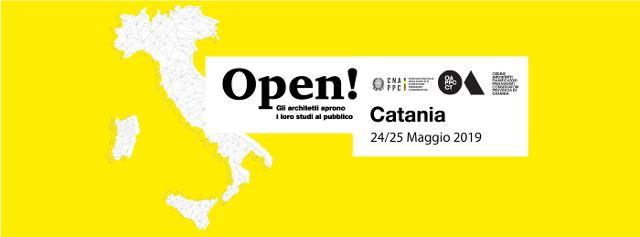 Gli architetti di Catania aprono i loro studi al pubblico