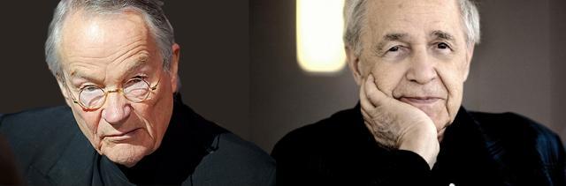 Peter Stein e Pierre Boulez