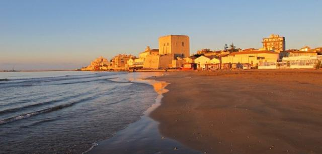 La Torre Cabrera sul litorale di Pozzallo